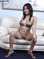 Sayuri is a hot 21 year old girl from Thailand who loves to pose in front of the camera